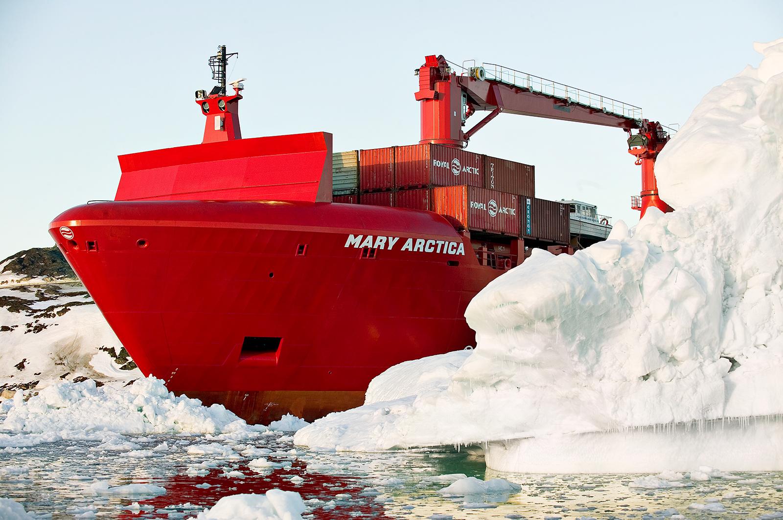 Arctic Line : Mary arctica royal arctic line