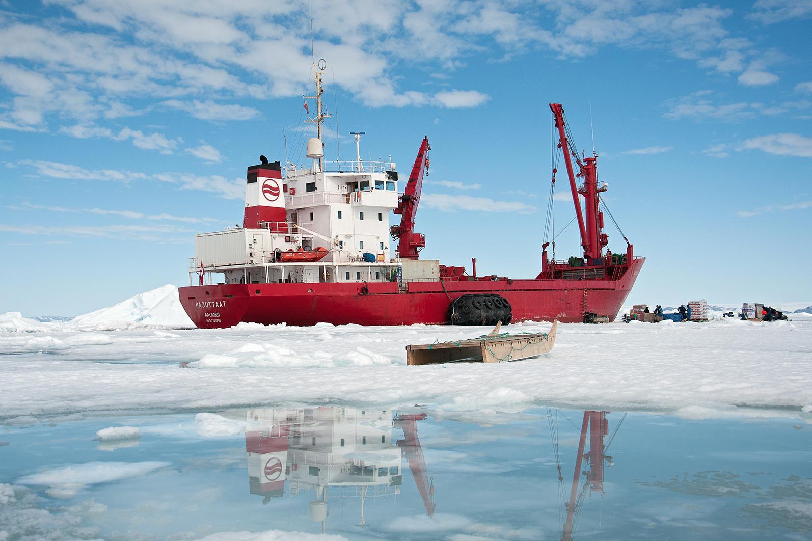 Arctic Line : Pajuttaat royal arctic line